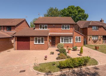Thumbnail 4 bed detached house for sale in Kidworth Close, Horley, Surrey
