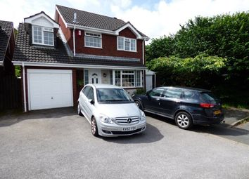Thumbnail 4 bedroom detached house for sale in Woodland Drive, Merafield, Plympton