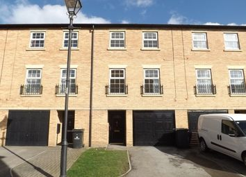 Thumbnail 4 bed terraced house to rent in Glen View, Mexborough