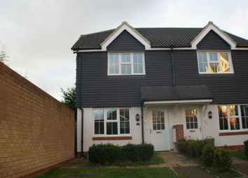 Thumbnail 2 bed terraced house to rent in Bryony Drive, Kingsnorth, Ashford
