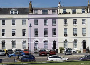 Thumbnail 2 bed flat for sale in Den Crescent, Teignmouth
