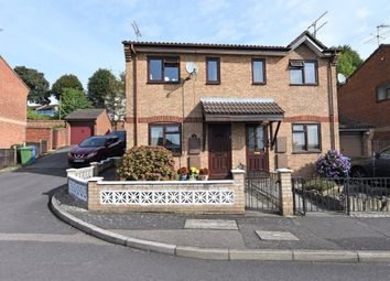 Thumbnail 2 bed semi-detached house for sale in Western Road, Aldershot, Hampshire