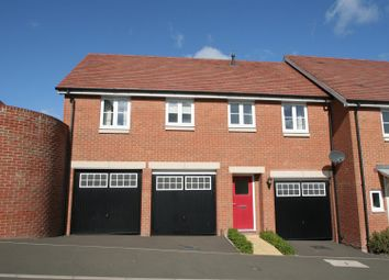 Thumbnail 1 bed flat for sale in Flint Way, Salisbury