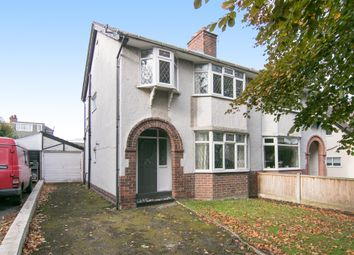 Thumbnail 3 bed semi-detached house for sale in Acreville Road, Bebington, Wirral