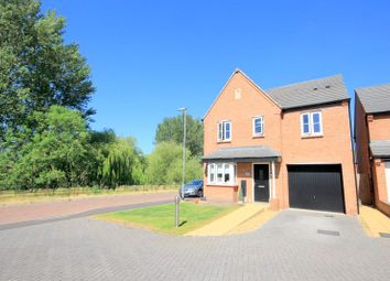 Thumbnail 4 bed detached house for sale in Pearl Brook Avenue, Stafford