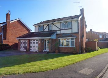Thumbnail 4 bed detached house for sale in Rothbury Avenue, Nottingham