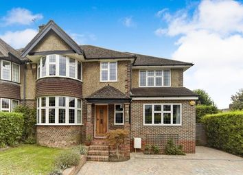 Thumbnail 4 bed semi-detached house for sale in Norfolk Avenue, Sanderstead, South Croydon, Surrey