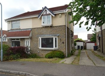 Thumbnail 3 bedroom semi-detached house for sale in Grayshon Drive, Wibsey, Bradford, West Yorkshire