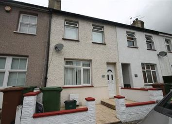 Thumbnail 2 bed terraced house to rent in Longfellow Road, Worcester Park