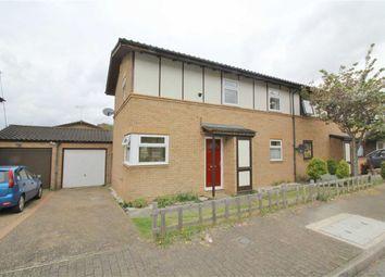 Thumbnail 3 bed property for sale in Blackmoor Gate, Furzton, Milton Keynes