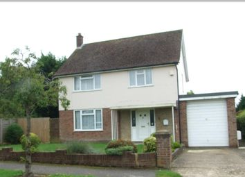 Thumbnail 3 bed detached house for sale in Craigmore Avenue, Bletchley