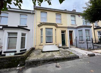 Thumbnail Flat to rent in Stuart Road, Stoke, Plymouth