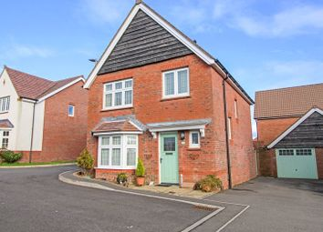 3 bed detached house for sale in Kingdon Way, Holsworthy EX22