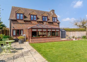 Thumbnail 3 bed detached house for sale in Inkpen Common, Hungerford