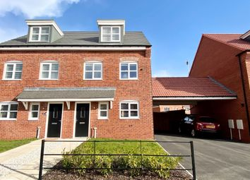 Thumbnail 3 bed semi-detached house for sale in Mooracre Lane, Bolsover, Chesterfield