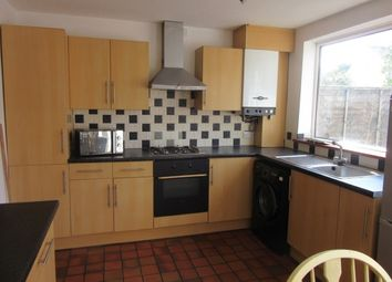 3 bed terraced house to rent in Catherine Street, Swansea SA1