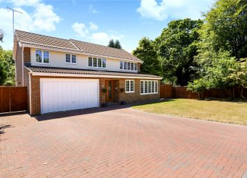 Thumbnail 5 bed detached house for sale in Chestnut End, Headley, Hampshire