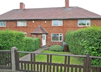 Thumbnail 2 bed terraced house for sale in Ripon Road, Bakersfield, Nottingham
