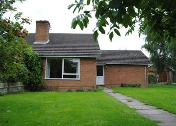 Thumbnail 3 bedroom bungalow to rent in West Drive, Highfields Caldecote, Cambridge