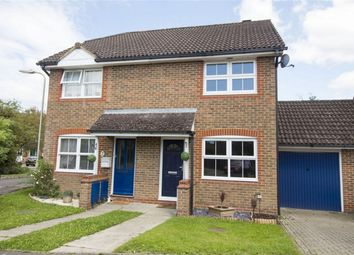 Thumbnail 2 bedroom semi-detached house for sale in Hop Garden, Church Crookham, Fleet
