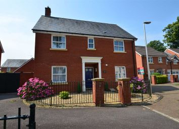 Thumbnail 4 bedroom detached house to rent in Marley Close, Tiverton, Devon