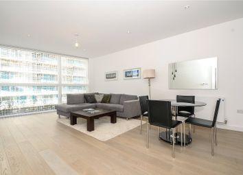 Thumbnail 2 bed flat to rent in Granite Apartments, 30 River Gardens Walk, London