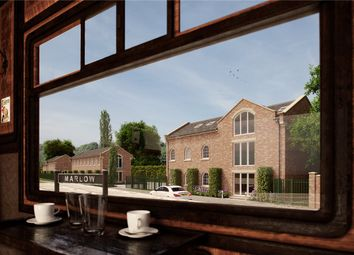 Thumbnail 2 bed flat for sale in The Old Coal Yard, Station Approach, Marlow, Buckinghamshire