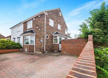 Thumbnail 4 bed semi-detached house for sale in Hollingbourne Road, Gillingham