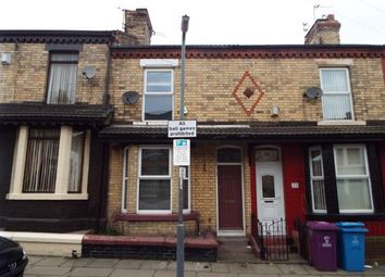 Thumbnail 2 bedroom terraced house for sale in August Road, Liverpool, Merseyside, England