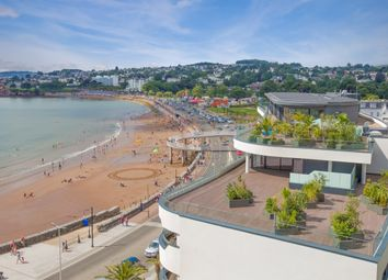 Thumbnail 2 bed flat for sale in Abbey Sands Torbay Road, Torquay