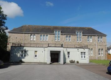 Thumbnail 2 bed flat for sale in Drinnan Court, St. Austell