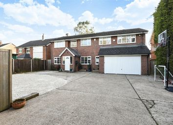 Thumbnail 6 bed detached house for sale in Reading Road, Winnersh, Berkshire