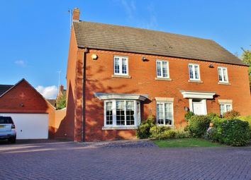 Thumbnail 5 bed detached house for sale in Ten Shilling Drive, Coventry