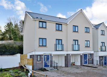Thumbnail 3 bed semi-detached house for sale in Webster Close, Newton Abbot, Devon