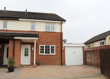 Thumbnail 3 bed semi-detached house to rent in Ambleside Gardens, Peterborough, Gunthorpe, Peterborough