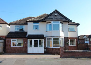 Thumbnail 5 bed detached house for sale in Woodland Drive, Nuthall, Nottingham