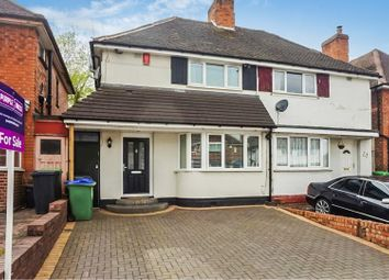 Thumbnail 3 bed semi-detached house for sale in Lewis Road, Oldbury