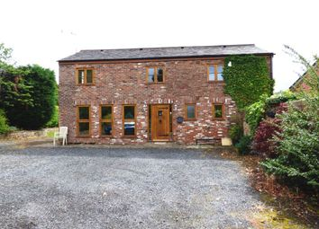 Thumbnail 3 bed barn conversion to rent in Bosley, Macclesfield