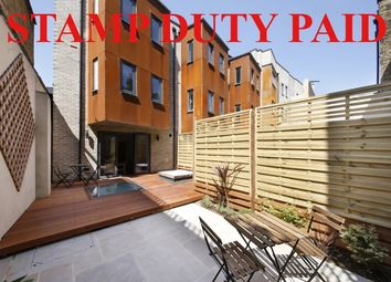 Thumbnail 4 bed end terrace house for sale in Comet Street, London
