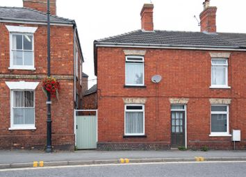 Thumbnail 3 bed end terrace house for sale in Ashby Road, Spilsby
