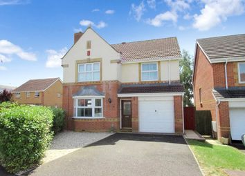 Thumbnail 4 bed detached house to rent in The Willow, Peatmoor, Swindon, Wiltshire
