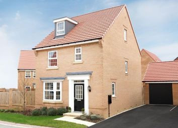 "Thumbnail 4 bedroom detached house for sale in ""Bayswater"" at Ackworth Road, Pontefract"