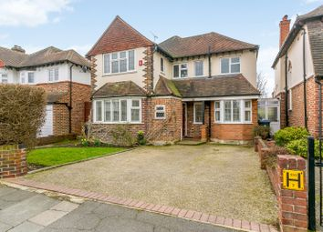 Thumbnail 4 bed detached house for sale in High Drive, New Malden