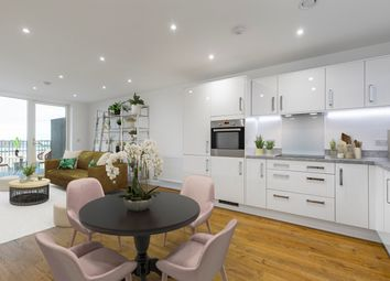 Thumbnail 1 bed flat for sale in Newham Way, Beckton, London