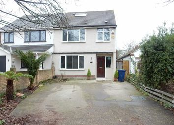 Thumbnail 4 bed semi-detached house for sale in Tentelow Lane, Southall, Middlesex