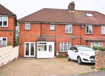 Thumbnail 4 bed semi-detached house for sale in Orchard Road, Marlborough