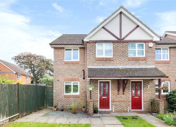 Thumbnail 2 bed semi-detached house for sale in Howe Drive, Caterham, Surrey