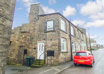 Thumbnail 2 bed maisonette for sale in Meltham Road, Honley, Holmfirth