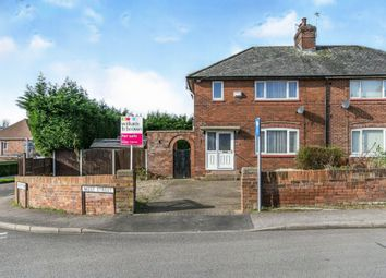 3 bed semi-detached house for sale in West Street, Harworth, Doncaster DN11