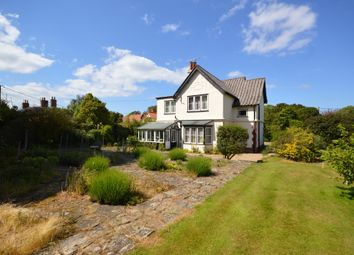 Thumbnail 4 bed detached house for sale in Cromer Road, Overstrand, Norfolk